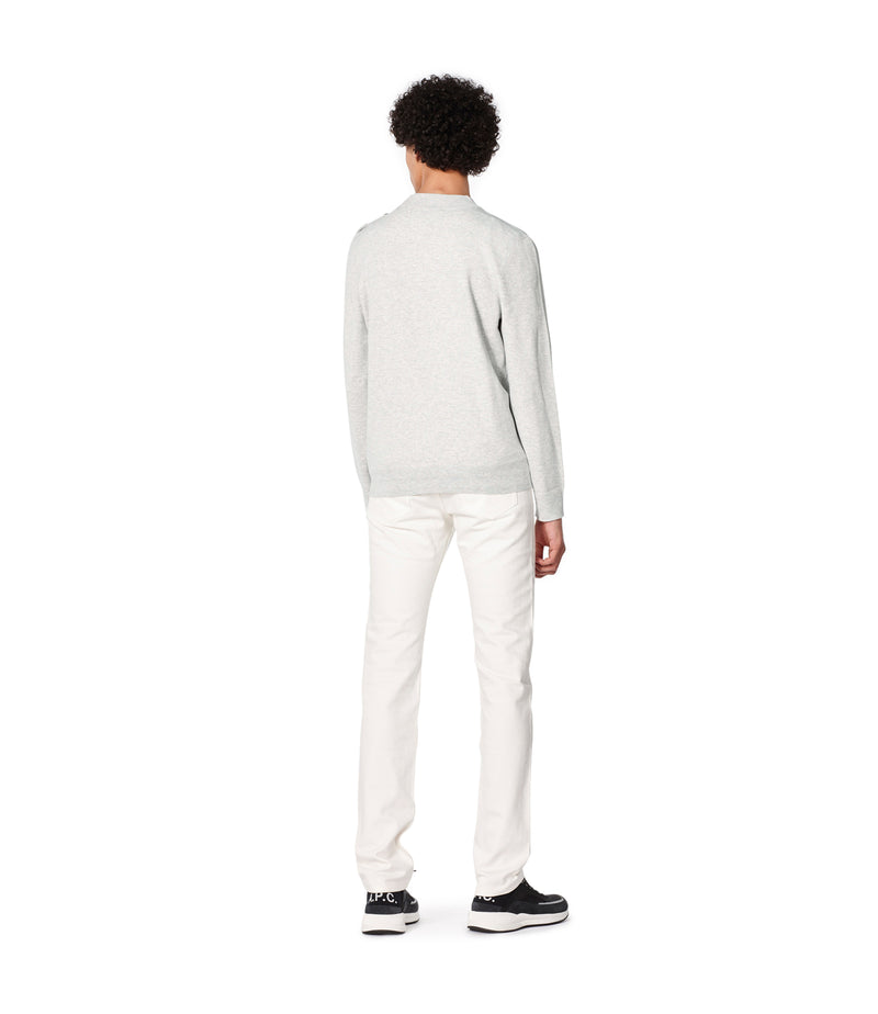 This is the Leonard sweater product item. Style PLB-3 is shown.