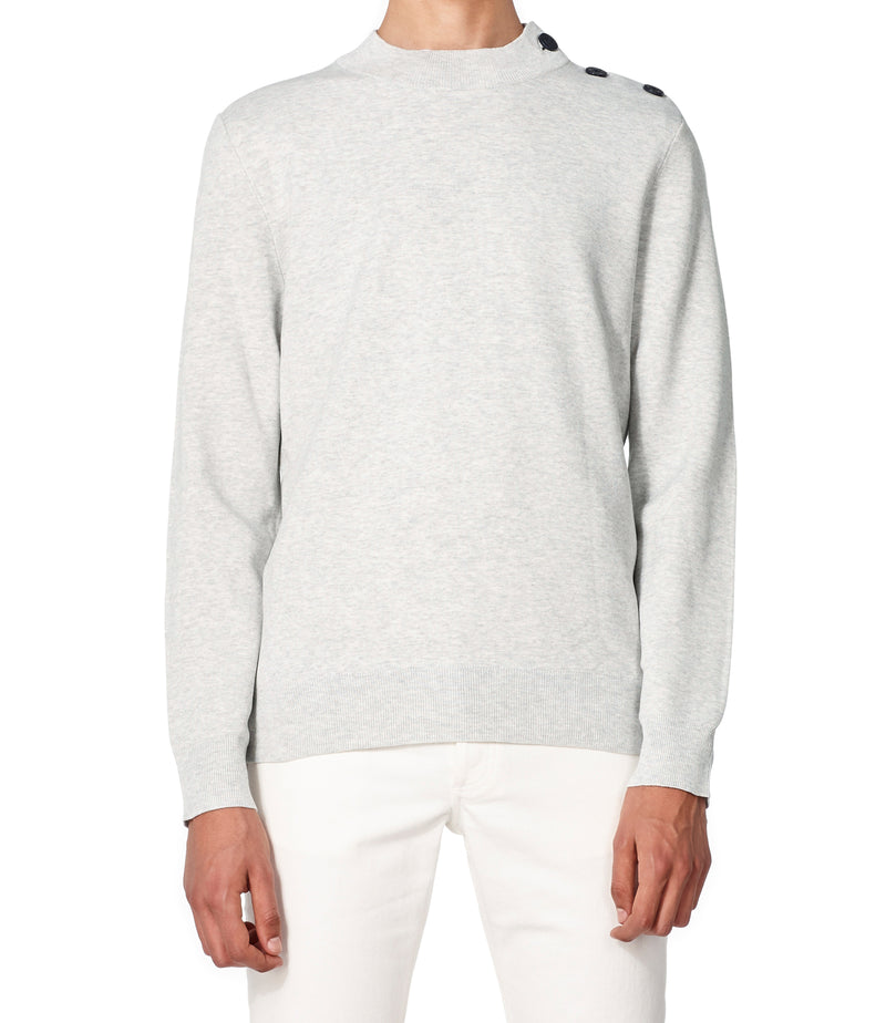 This is the Leonard sweater product item. Style PLB-4 is shown.