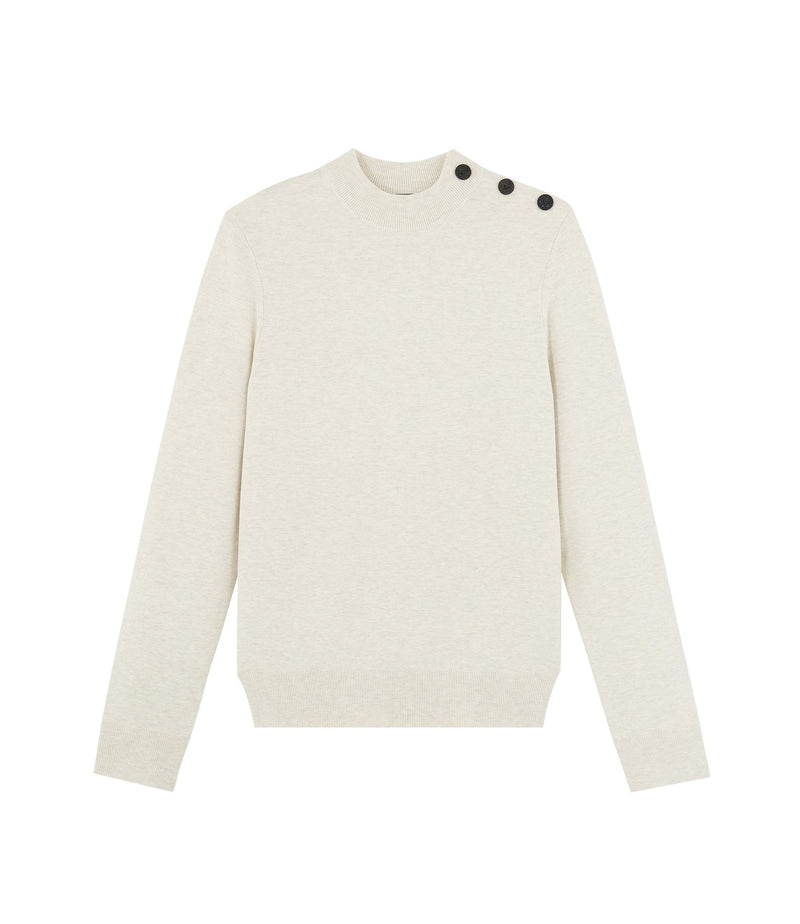 This is the Léonard sweater product item. Style PAA-1 is shown.