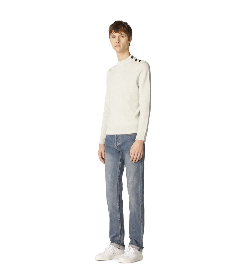 This is the Léonard sweater product item. Style PAA-2 is shown.