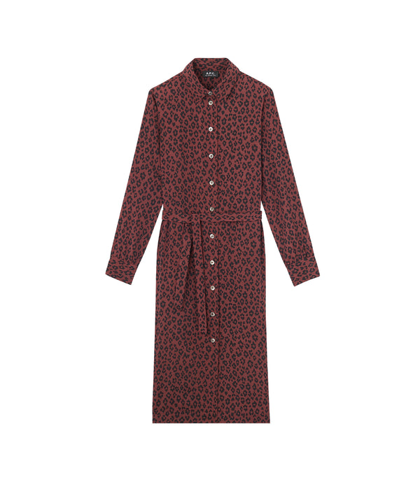 Karen dress - GAH - Maroon