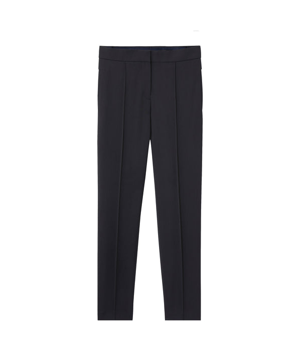 Laure pants - LZA - Near black