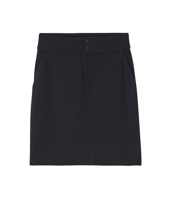 Christa skirt - LZZ - Black