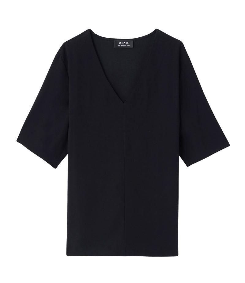 This is the Lina blouse product item. Style LZZ-1 is shown.