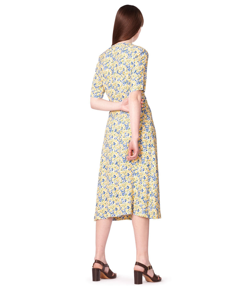 This is the Mathilda dress product item. Style DAB-3 is shown.