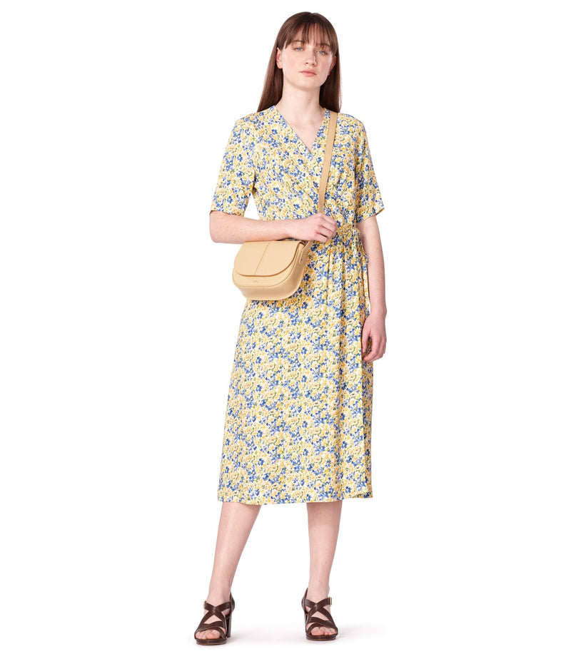 This is the Mathilda dress product item. Style DAB-2 is shown.