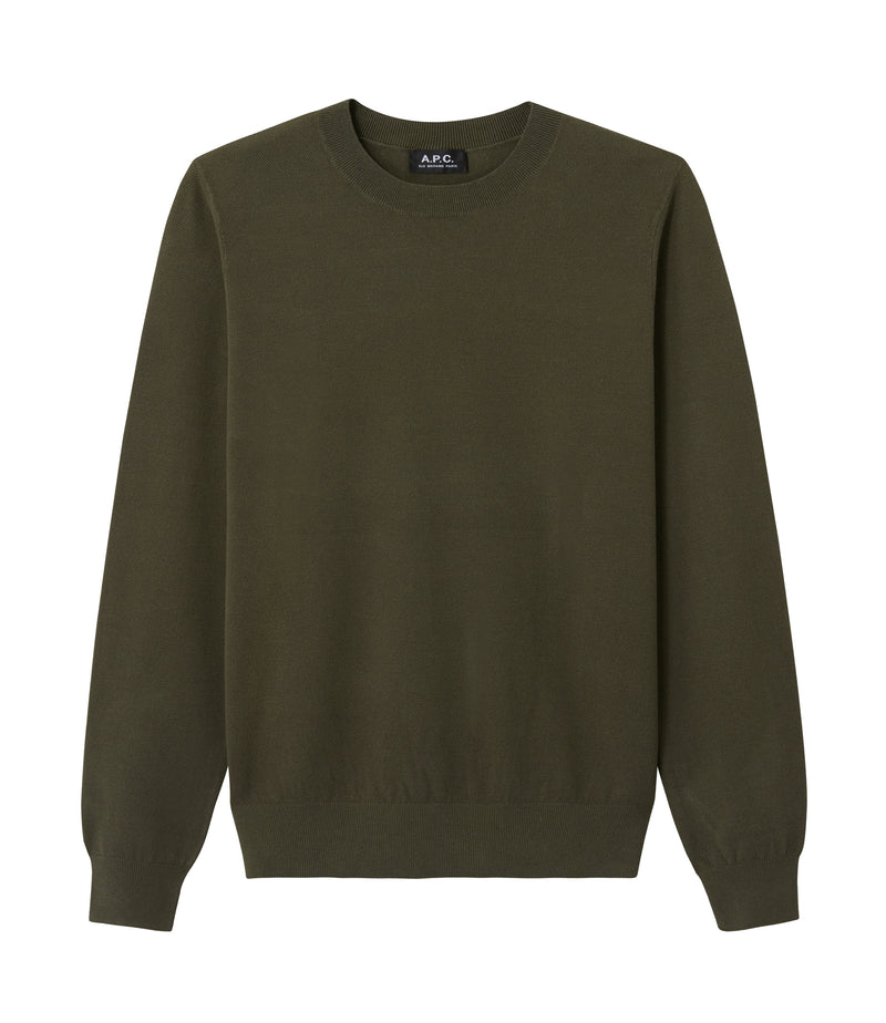 This is the Wire sweater product item. Style JAC-1 is shown.