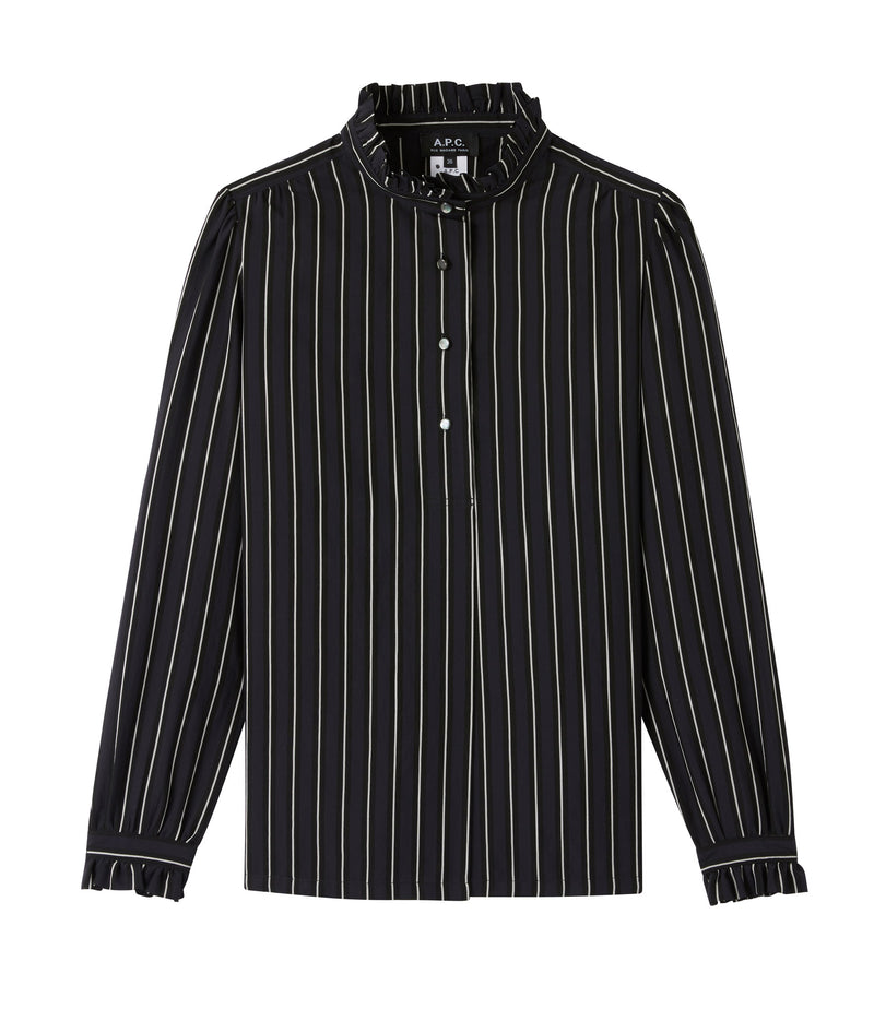 This is the St Germain blouse product item. Style IAK-1 is shown.