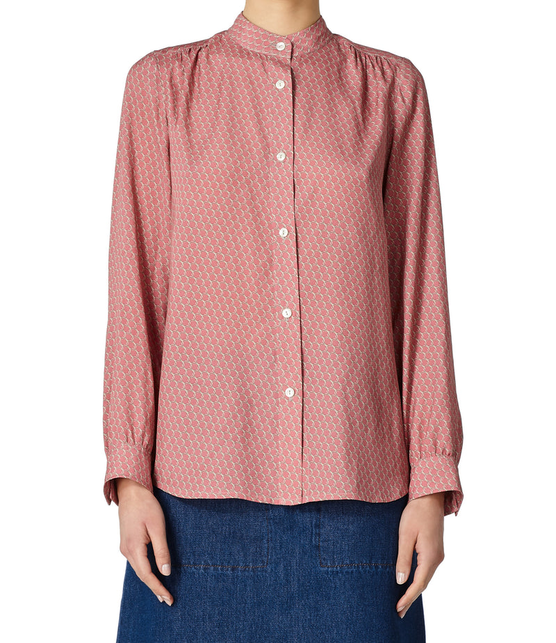 This is the Alice blouse product item. Style FAA-2 is shown.