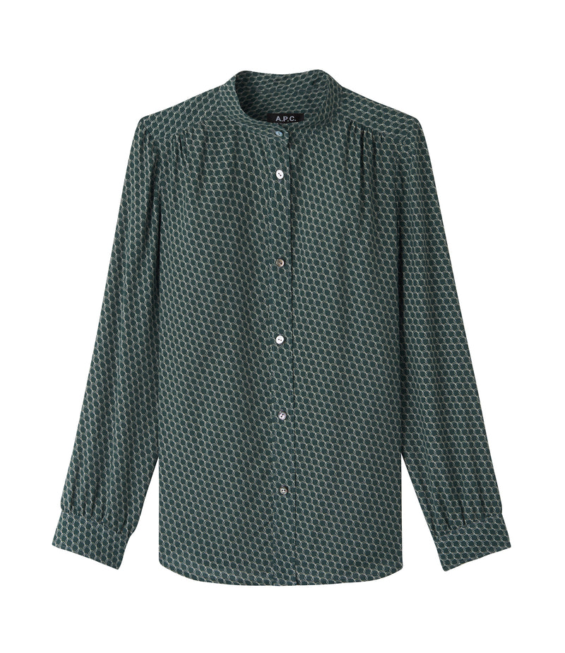 This is the Alice blouse product item. Style KAF-1 is shown.