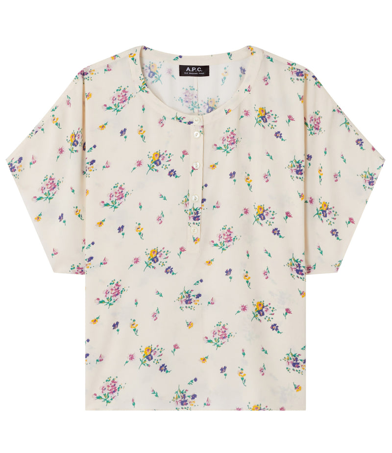 This is the Marthe blouse product item. Style BAB-1 is shown.