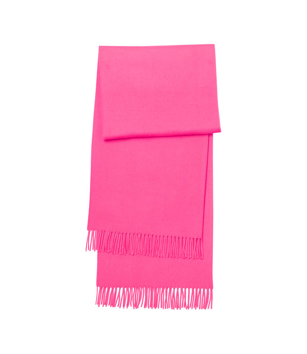 Alix scarf - FAC - Flash pink