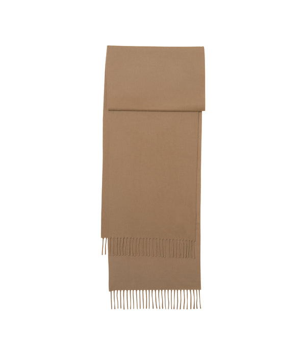 Ambroise scarf - CAB - Camel