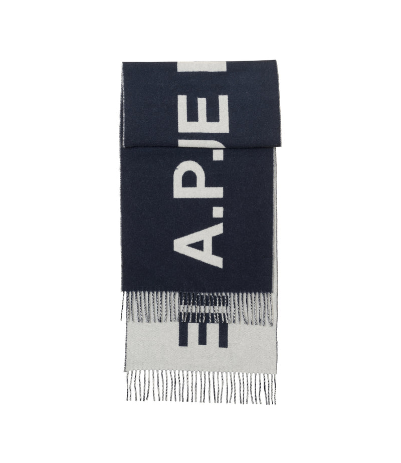 This is the Angèle scarf product item. Style IAK-1 is shown.