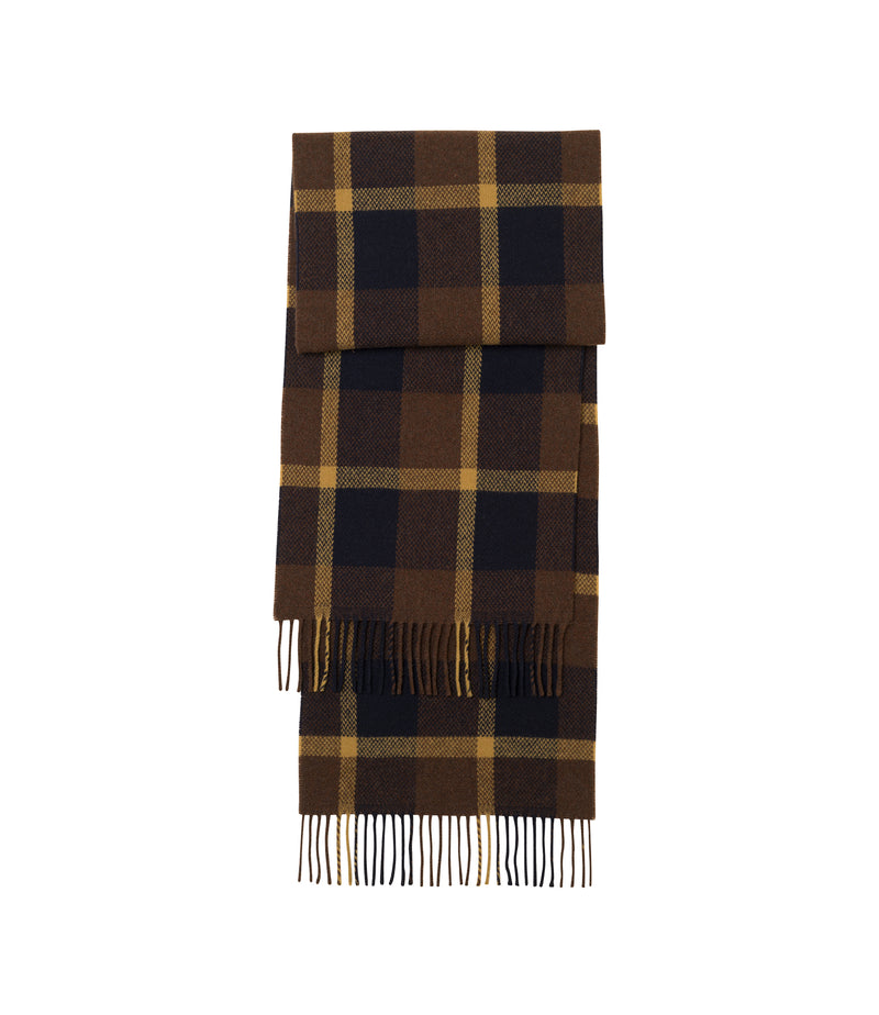 This is the Adel scarf product item. Style CAA-1 is shown.