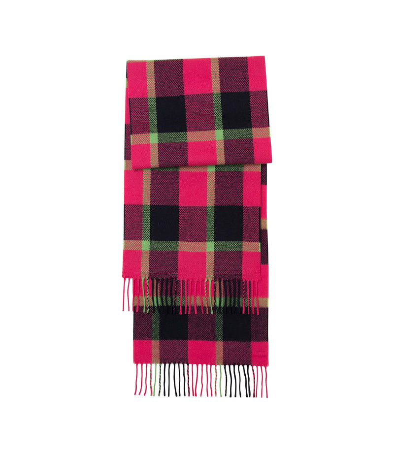 This is the Adel scarf product item. Style FAC-1 is shown.