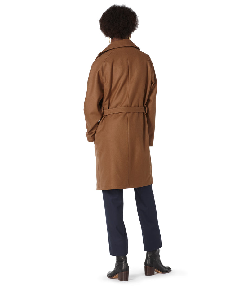 This is the Bakerstreet coat product item. Style CAC-3 is shown.