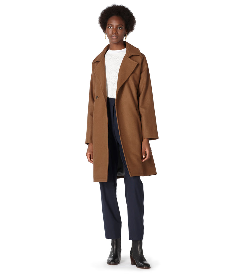 This is the Bakerstreet coat product item. Style CAC-2 is shown.