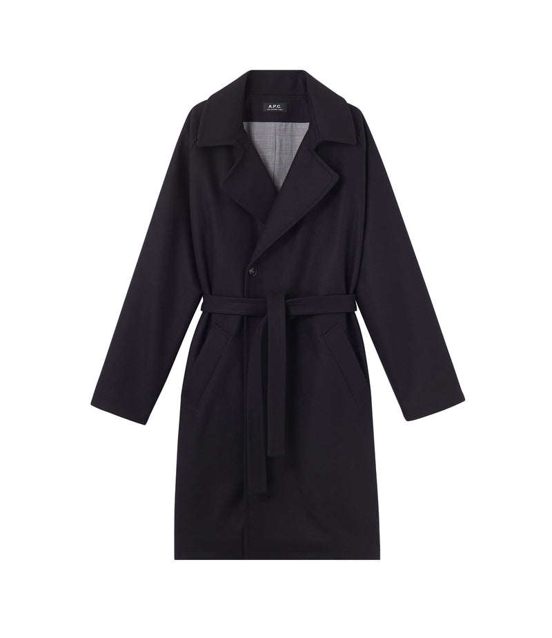 This is the Bakerstreet coat product item. Style LZZ-1 is shown.