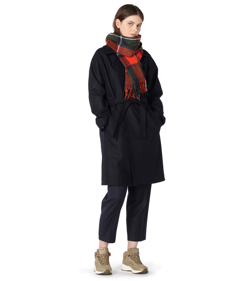 This is the Bakerstreet coat product item. Style LZZ-2 is shown.