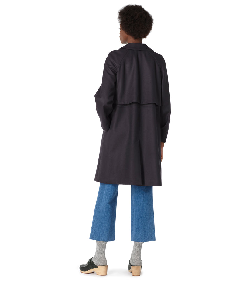 This is the Bonnie coat product item. Style IAK-3 is shown.