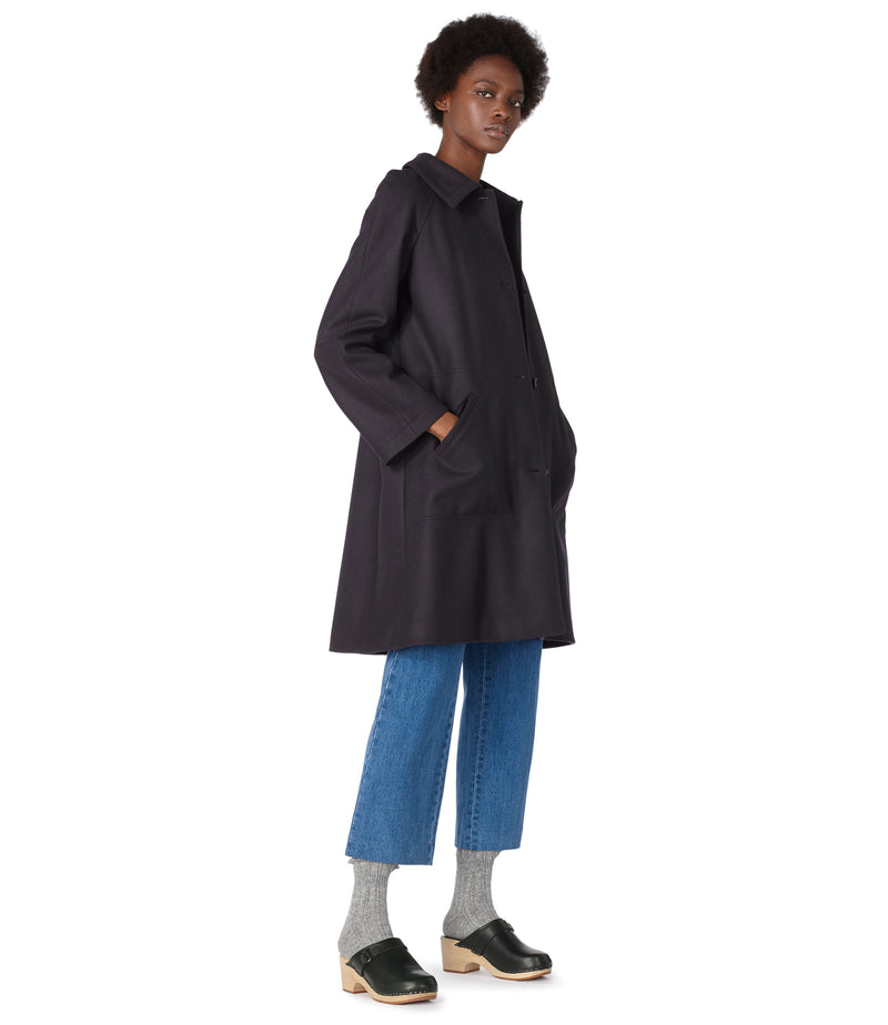 This is the Bonnie coat product item. Style IAK-2 is shown.