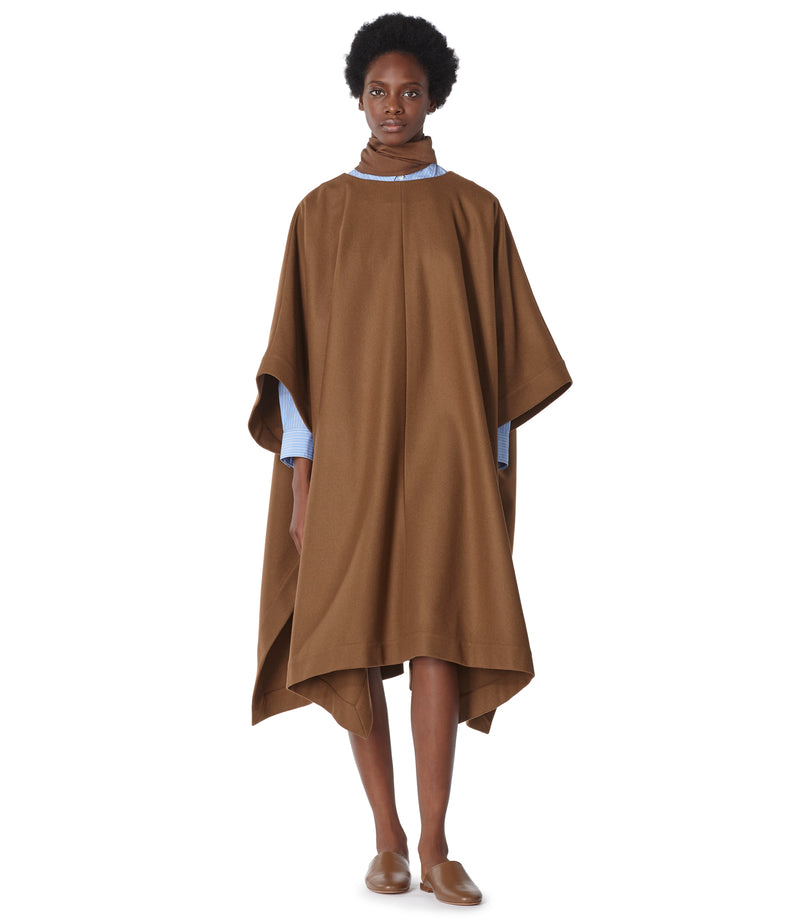 This is the Margarete poncho product item. Style CAC-2 is shown.