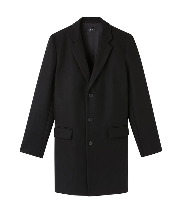 Visconti coat - LZZ - Black