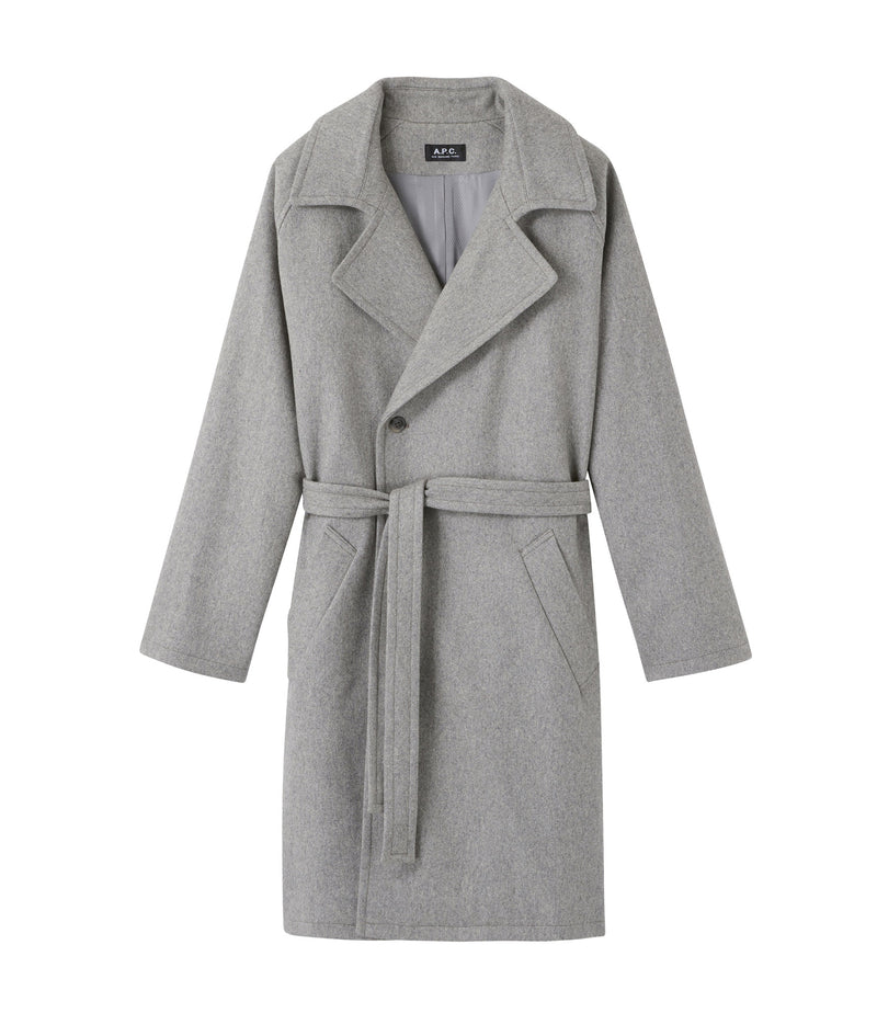 This is the Bakerstreet coat product item. Style PLB-1 is shown.