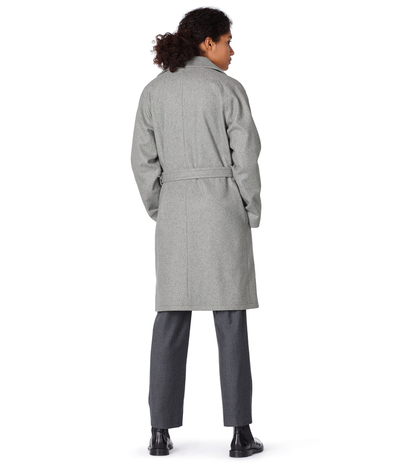 This is the Bakerstreet coat product item. Style PLB-3 is shown.