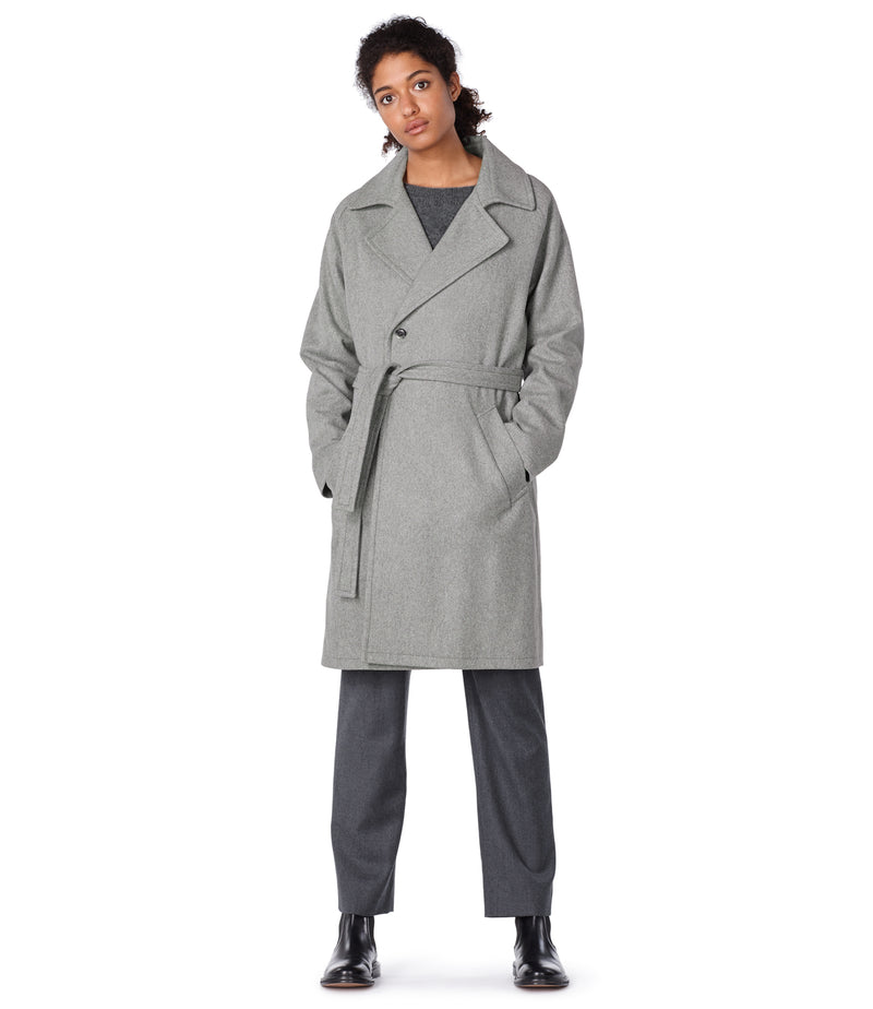 This is the Bakerstreet coat product item. Style PLB-4 is shown.