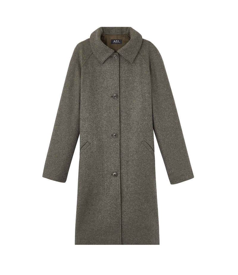 This is the Bonnie coat product item. Style PKB-1 is shown.