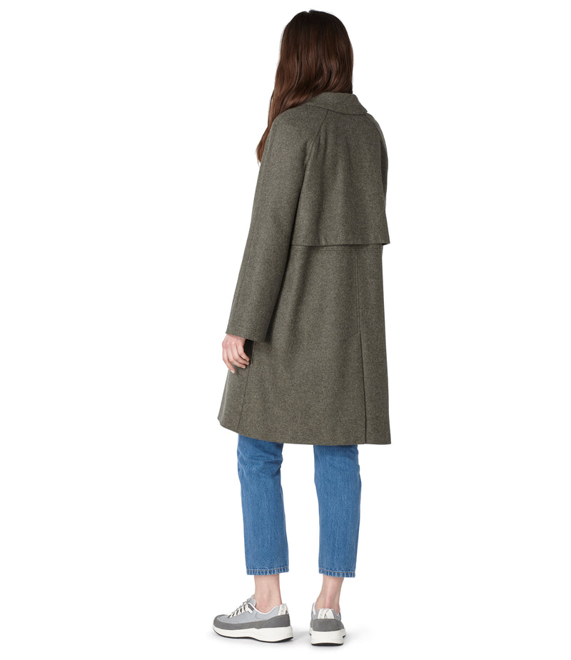 This is the Bonnie coat product item. Style PKB-3 is shown.
