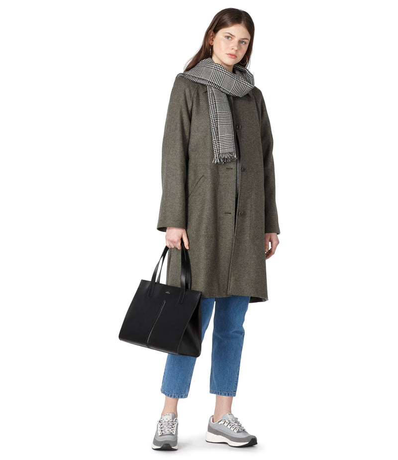 This is the Bonnie coat product item. Style PKB-2 is shown.