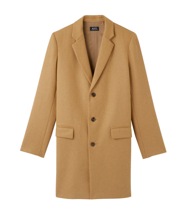 Visconti coat - PBC - Heather beige