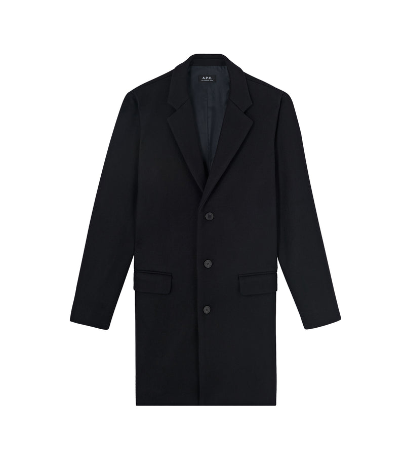 This is the Visconti coat product item. Style LZZ-1 is shown.