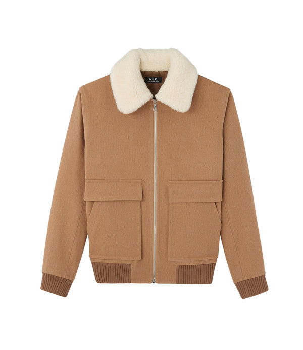 Bronze Jacket - PBC - Heather beige