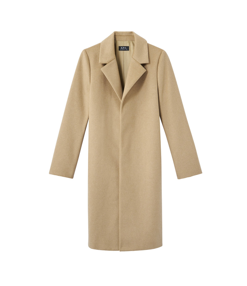 This is the Ariane coat product item. Style BAC-1 is shown.