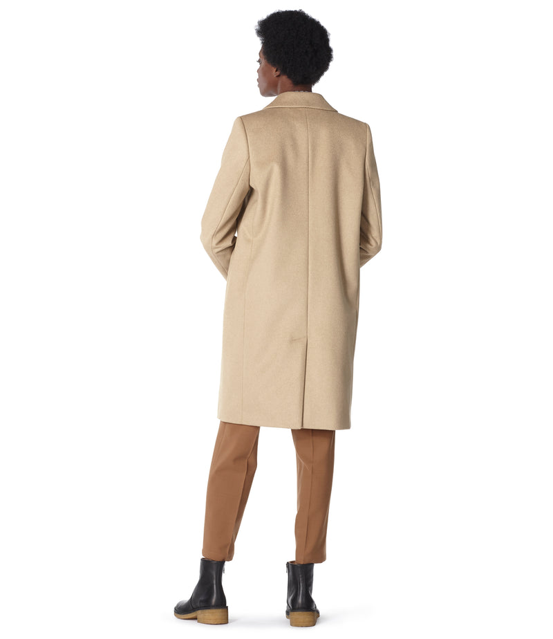 This is the Ariane coat product item. Style BAC-4 is shown.