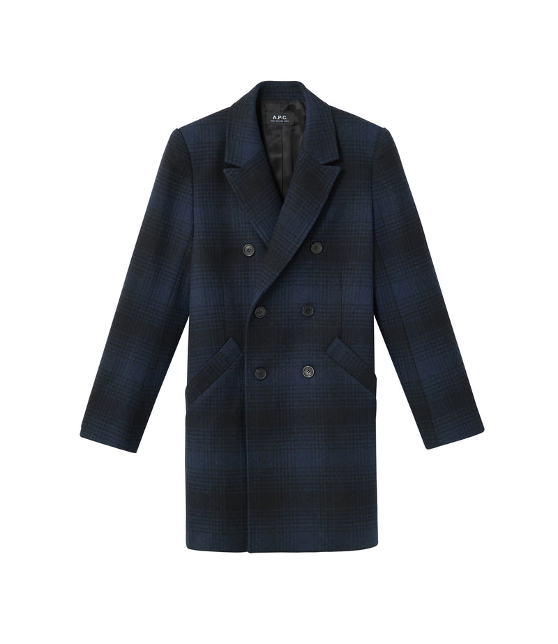 This is the Joan coat product item. Style IAK-1 is shown.