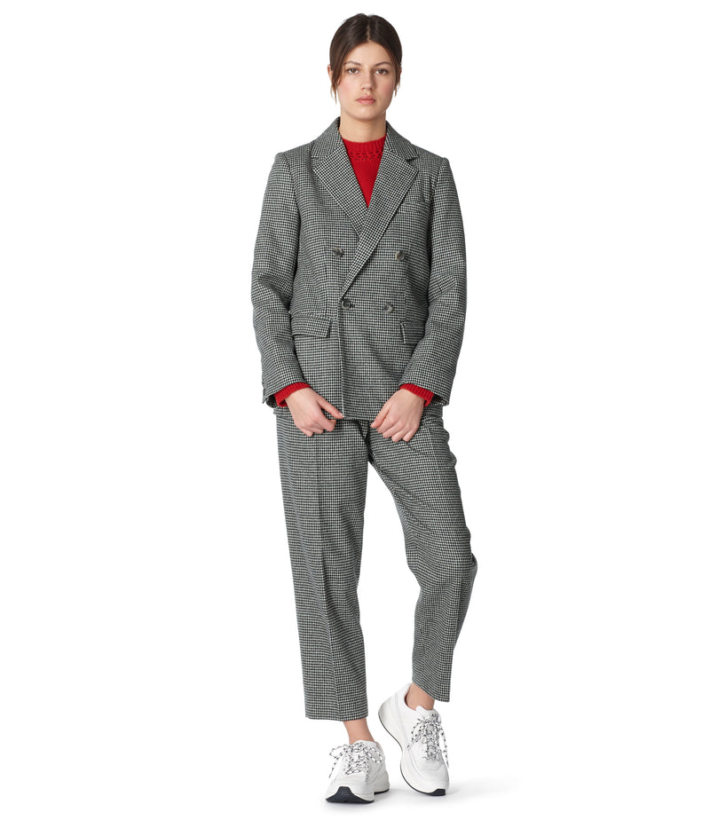 This is the Plum jacket product item. Style LZA-2 is shown.