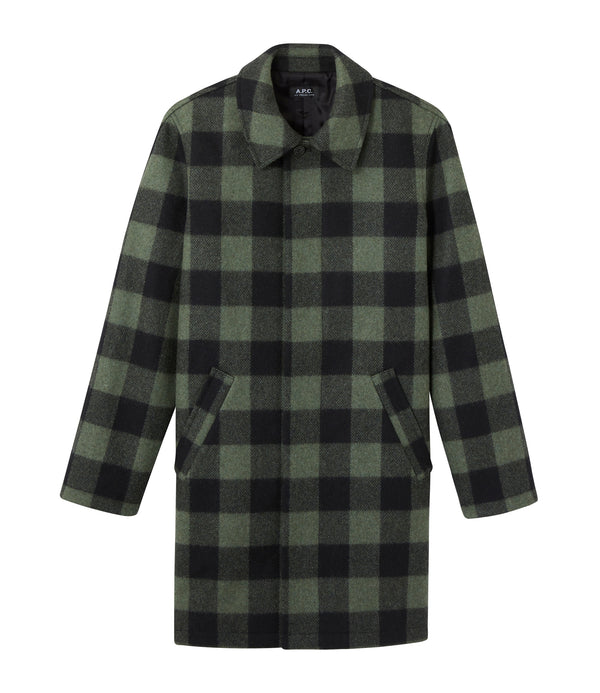 Pete coat - KAF - Dark green
