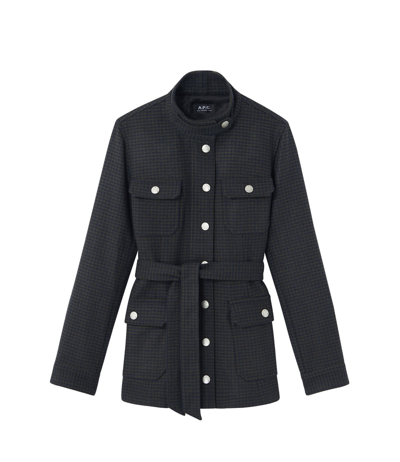 This is the Balmoral jacket product item. Style PKB-1 is shown.