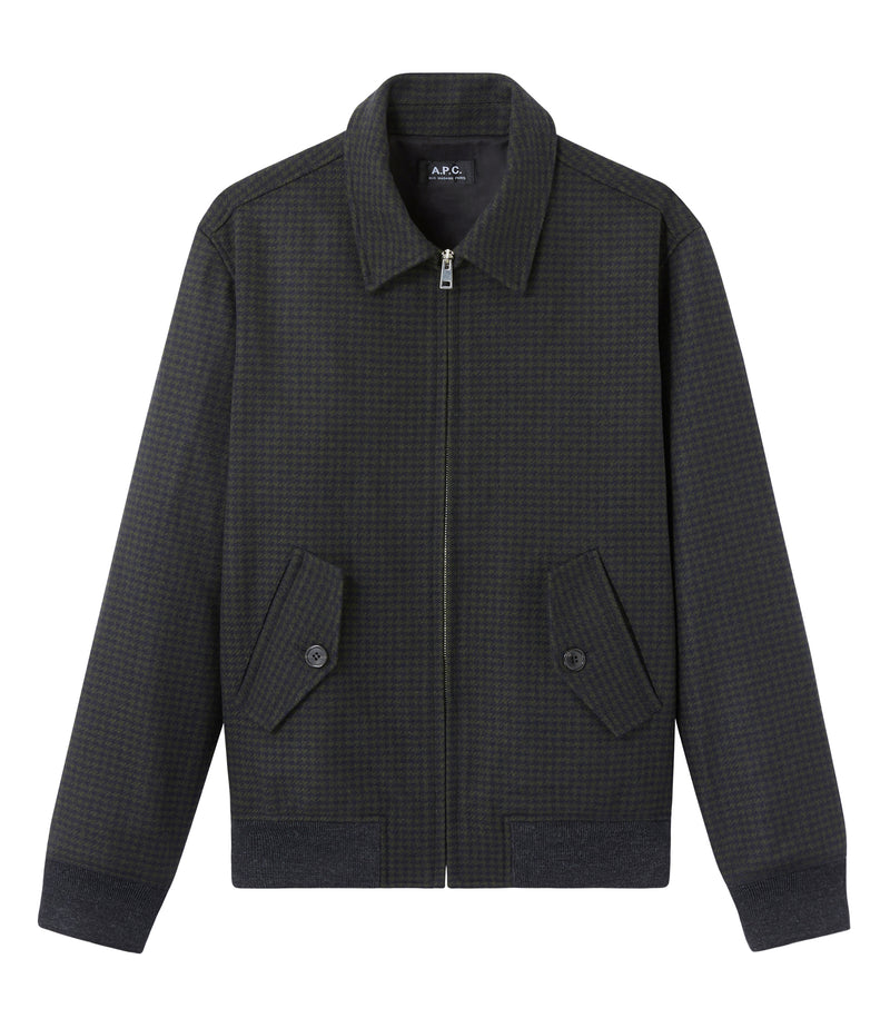 This is the Gaspard jacket product item. Style PKB-1 is shown.