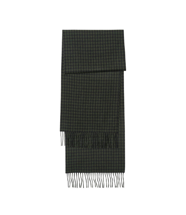 Harry scarf - KAG - Evergreen