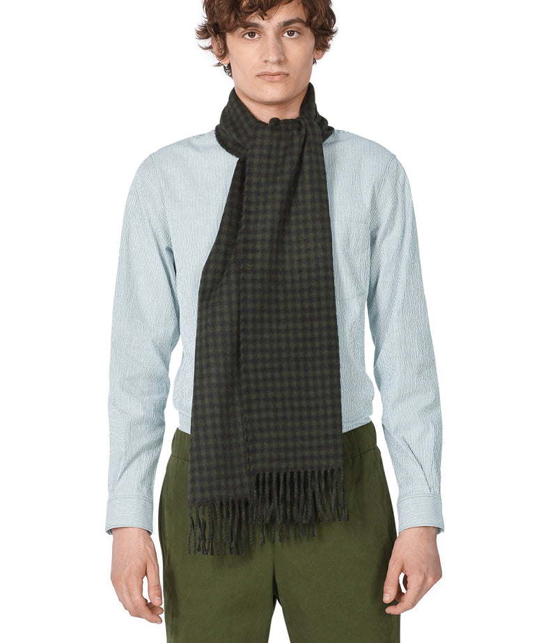 This is the Harry scarf product item. Style KAG-2 is shown.