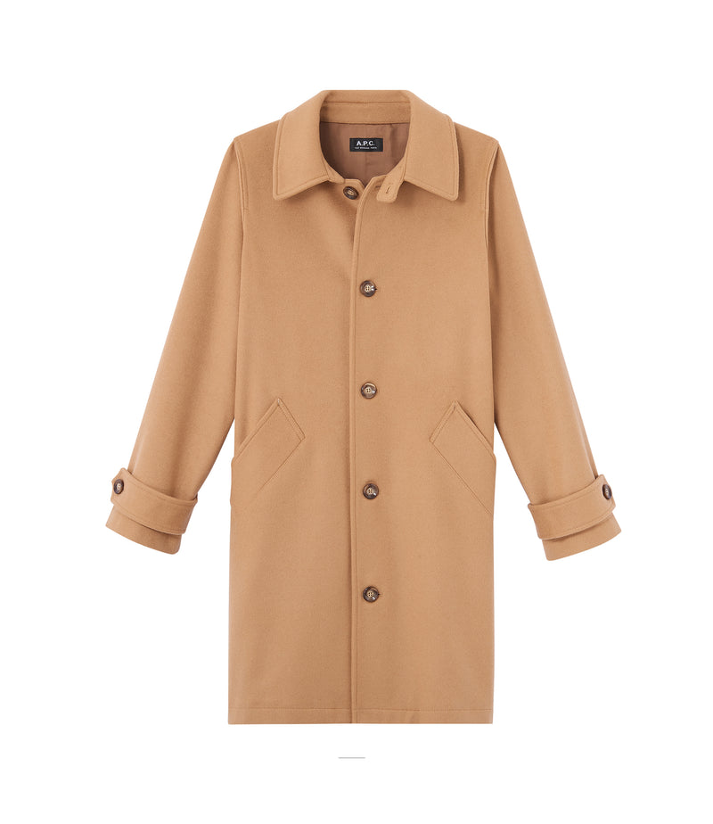 This is the Suzanne raincoat product item. Style BAA-1 is shown.