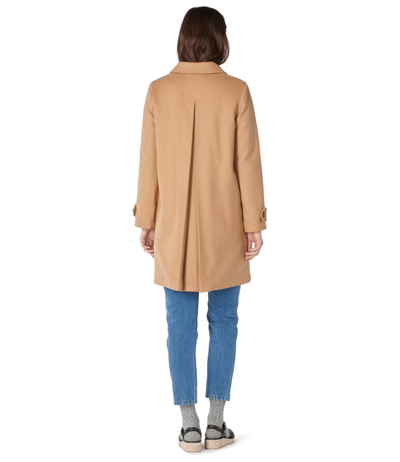 This is the Suzanne raincoat product item. Style BAA-3 is shown.