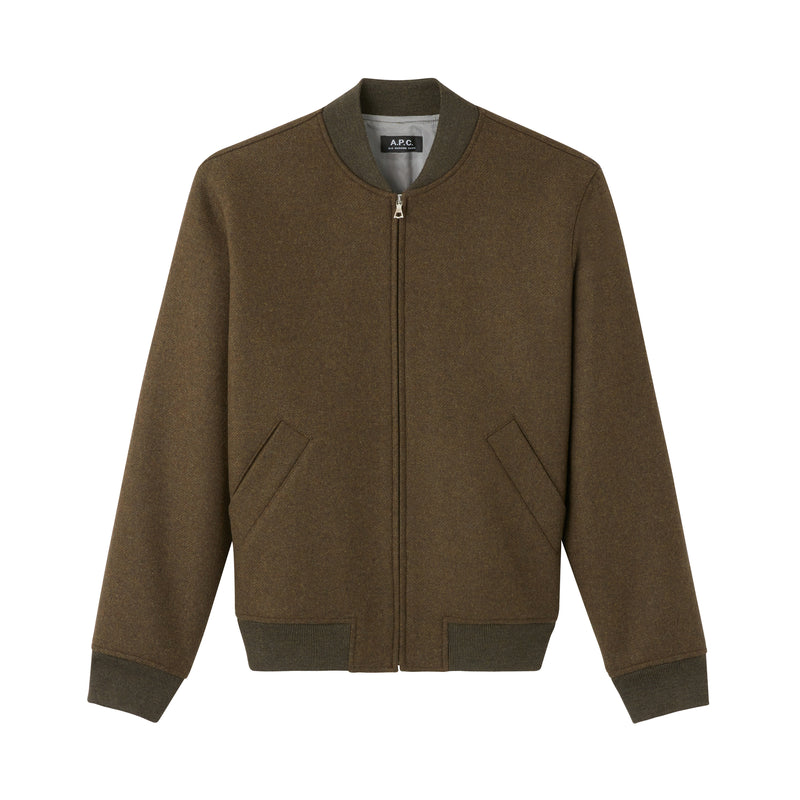 This is the Karl jacket product item. Style PKB-1 is shown.