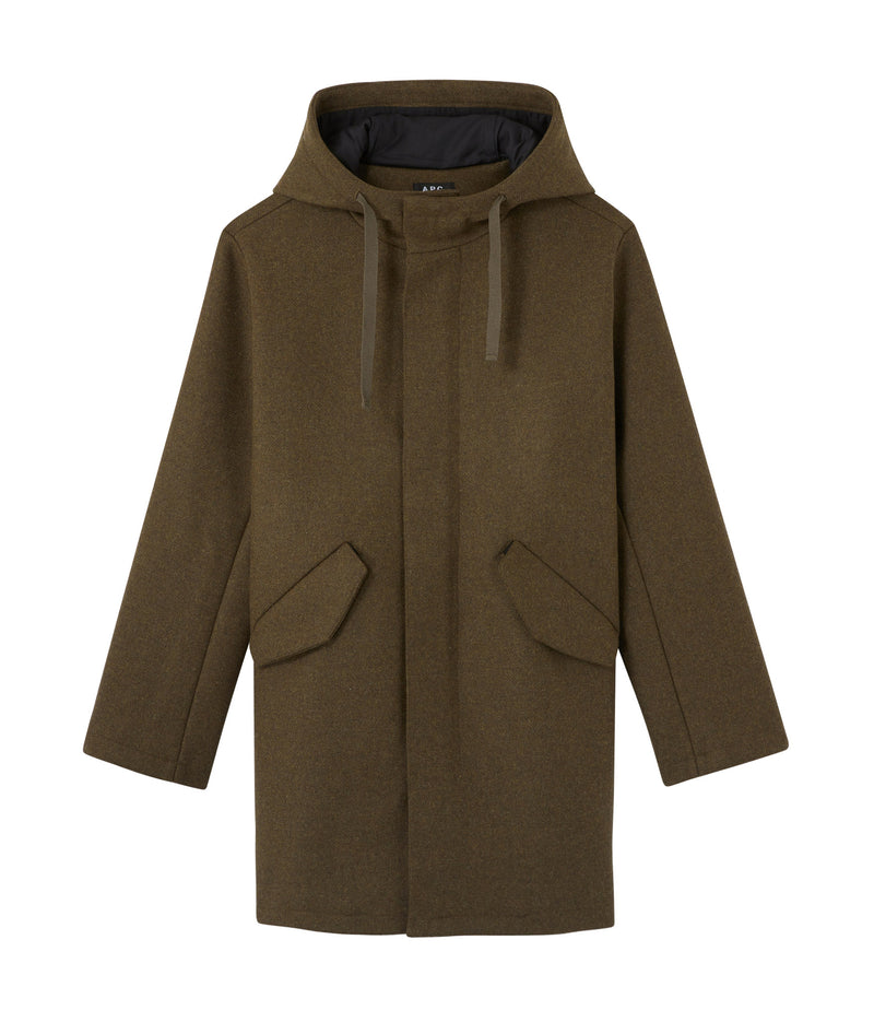 This is the Benoit parka product item. Style PKB-1 is shown.